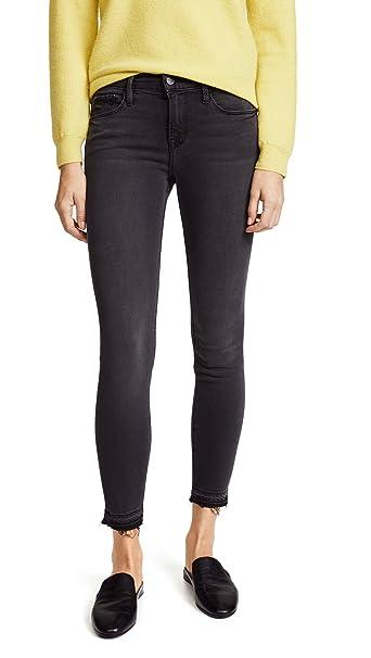 da1902046137e FRAME Women s Le Skinny De Jeanne Crop Jeans With Released Hem ...