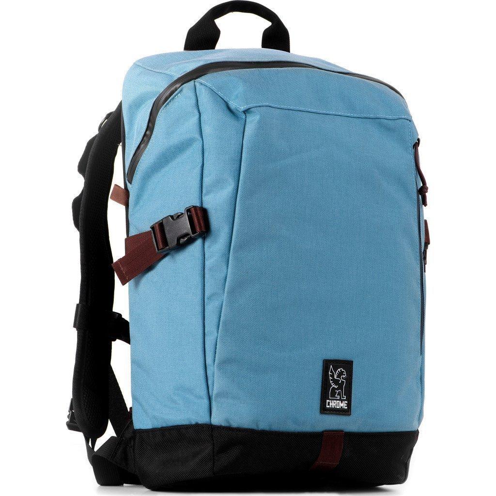 Chrome BG-187-SEIN Sea/Indigo One Size Rostov Backpack