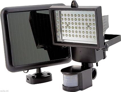 Lineteckled® faro led 15w luce fredda 6500k con sensore di movimento