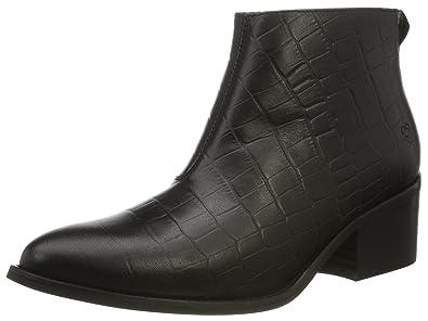 b4d4821cec8b1c Liebeskind Berlin Damen Lf175090 Alliga Kurzschaft Stiefel  Amazon.de   Schuhe   Handtaschen