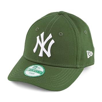 0d65569eeb87 New Era Casquette League Essential 940 Jr Neyyan Rig Casquette des New York  Yankees pour enfant