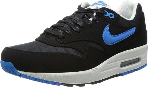 Nike AIR Max 1 PRM Tape Age Adulte, Couleur Noir