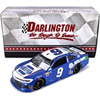 $157 » Lionel Racing Chase Elliott Autographed 2019 Darlington Throwback NAPA Diecast Car 1:24 Scale