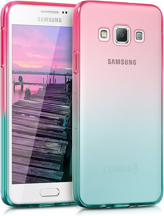 kwmobile Funda Protectora Compatible con Samsung Galaxy A3 (2015 ...
