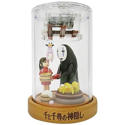 Studio Ghibli Music Box Kaonashi No-Face (Spirited Away): Toys & Games