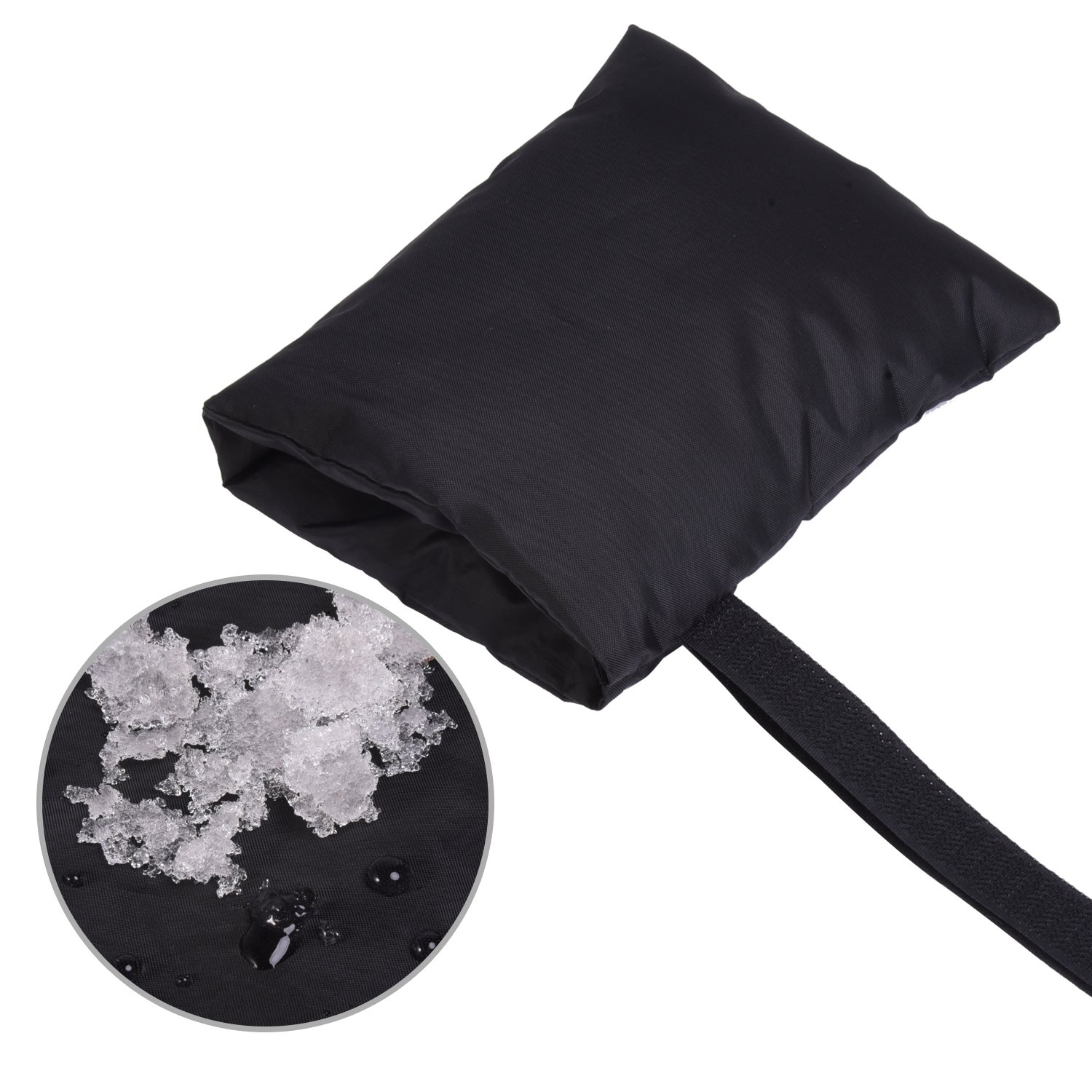 Amazon.com : Outus Outdoor Faucet Cover Socks for Freeze Protection ...