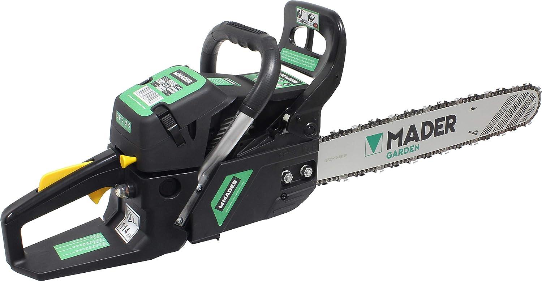 Mader Garden Tools 49199 Motosierra 55cc 20