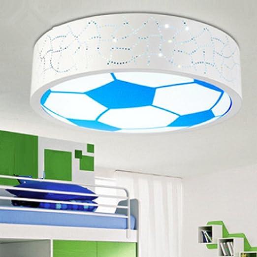 AMZH Lámpara de Techo para niños de la Sala de niños Nueva Luz de ...
