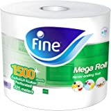 Fine, Paper Towel, Mega Roll, 325 meters, 1500 sheets