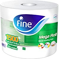 Fine, Paper Towel, Mega Roll, 325 meters, 1500 sheets