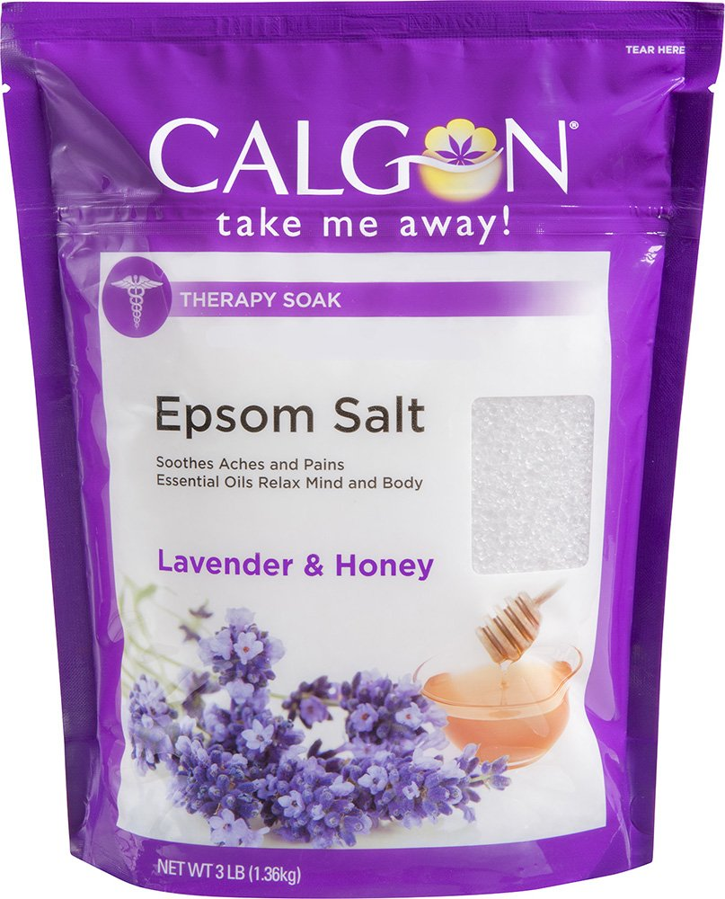 Calgon Lavender & honey epsom salts 1.36kg PDC Brands