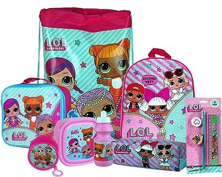 L.O.L Surprise Back 2 School Bundle