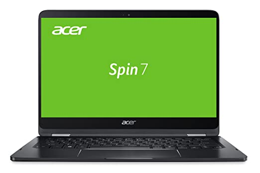 Acer Spin 7 SP714-51-M6LT 14 Zoll Notebook mit IPS-Panel