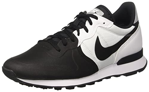 0468a3ca87 Nike Men's Internationalist PRM Se Gymnastics Shoes Black-White 002 7UK