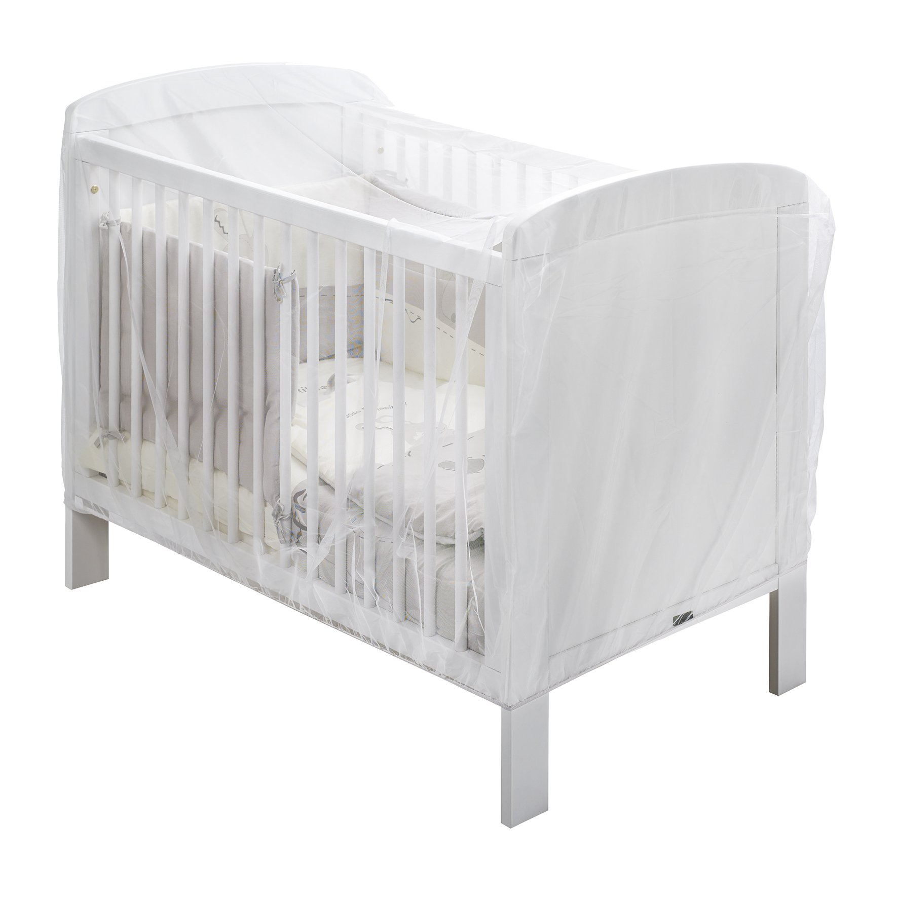 THERMOBABY Moustiquaire Lit 70 X 140 Transparent