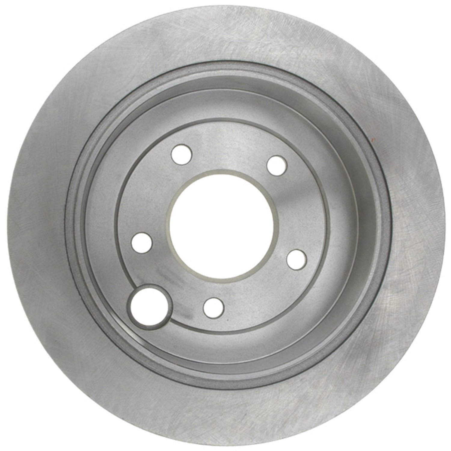 ACDelco 18A847A Advantage Non-Coated Front Disc Brake Rotor