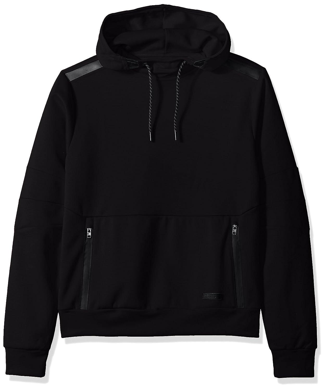 Southpole Mens Men's Tech Fleece Hooded Tops (Full-Zip, Pullover) 17121-1520