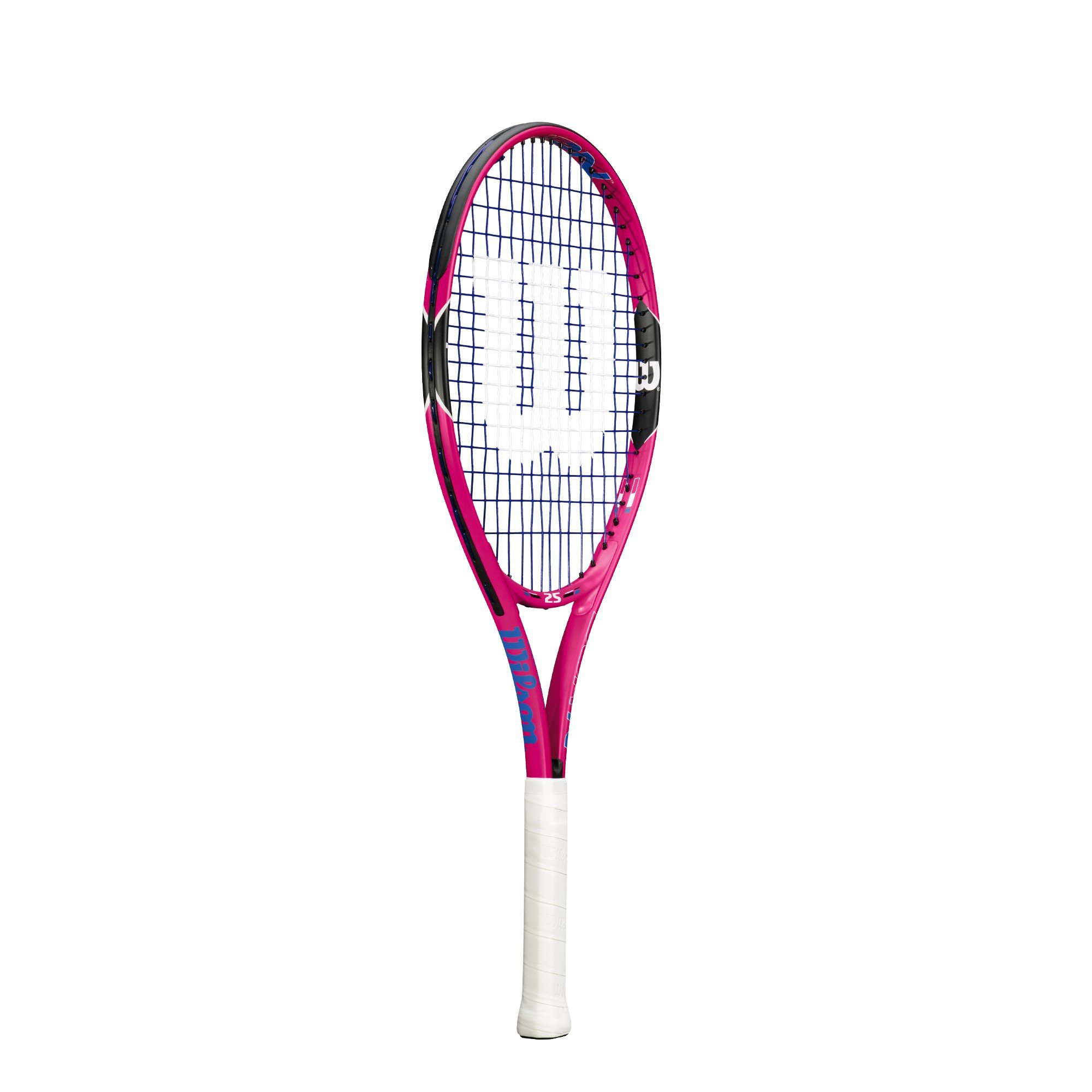 Wilson Junior Burn 19 Tennis Racquet, Pink by Wilson (Image #3)