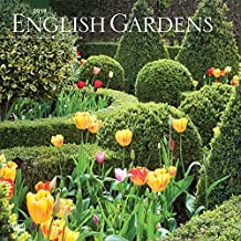 English Gardens 2019 Calendar