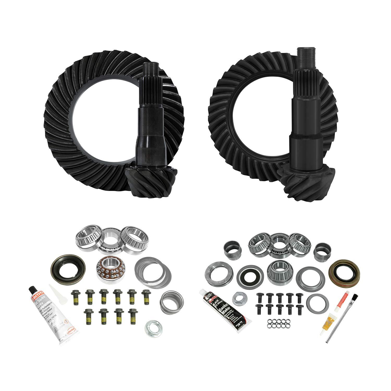 Yukon Gear /& Axle YGK072 4:11 Ratio Gear Kit Package