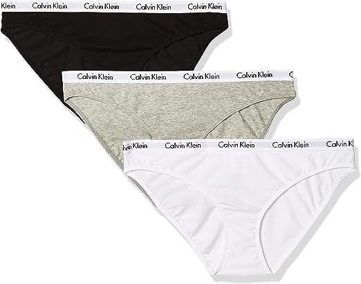 Calvin Klein Women's Carousel Logo Cotton Bikini Panty