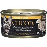 Encore Cat Food Tin Chicken 16 x 70g