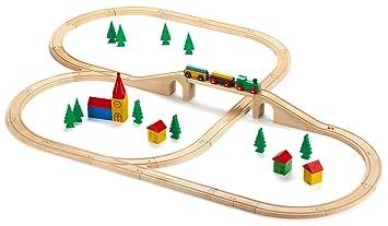 Baby Motorik Eisenbahn Von Eichhorn