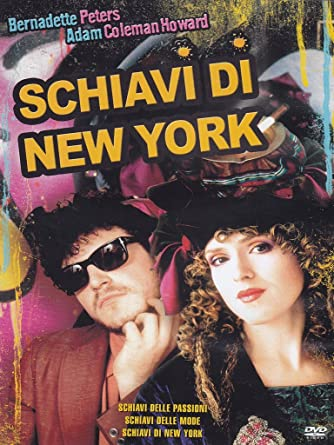 0658aa6b37a099 Schiavi Di New York  Amazon.co.uk  bernadette peters, madeleine potter,  james ivory  DVD   Blu-ray