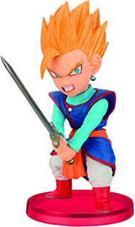 Banpresto Dragon Ball Z 2.8-Inch Majin Boo World Collectible Figure Evil VS Majin Boo Collection Bandai America Incorporated 30763