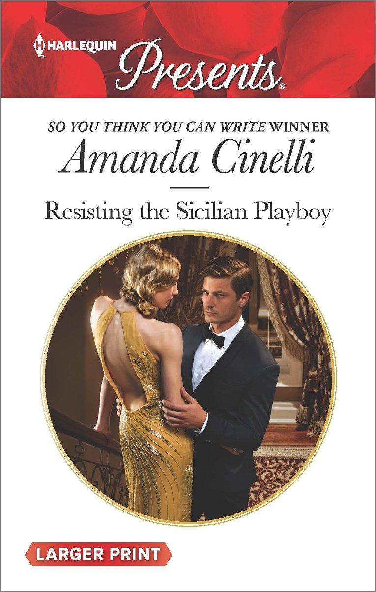 Resisting the Sicilian Playboy, Cinelli, Amanda