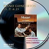 Mozart: Piano Concertos Nos.15, 21 & 23