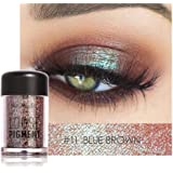 Oksale 29 Colors Eye Shadow Makeup Pearl Metallic Eyeshadow Palette for Professional Makeup or Daily Use