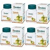 Himalaya Wellness Triphala Bowel Wellness 60 Tablets, Pack of 4