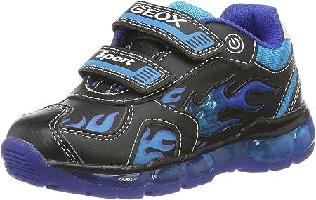 Geox J Android Boy C, Zapatillas para Niños