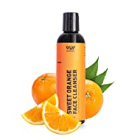 Sweet Orange Face Cleanser, Moisturizing Face Wash for Women and Men, Gentle Face...