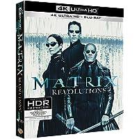 Matrix Revolutions (4K Ultra HD