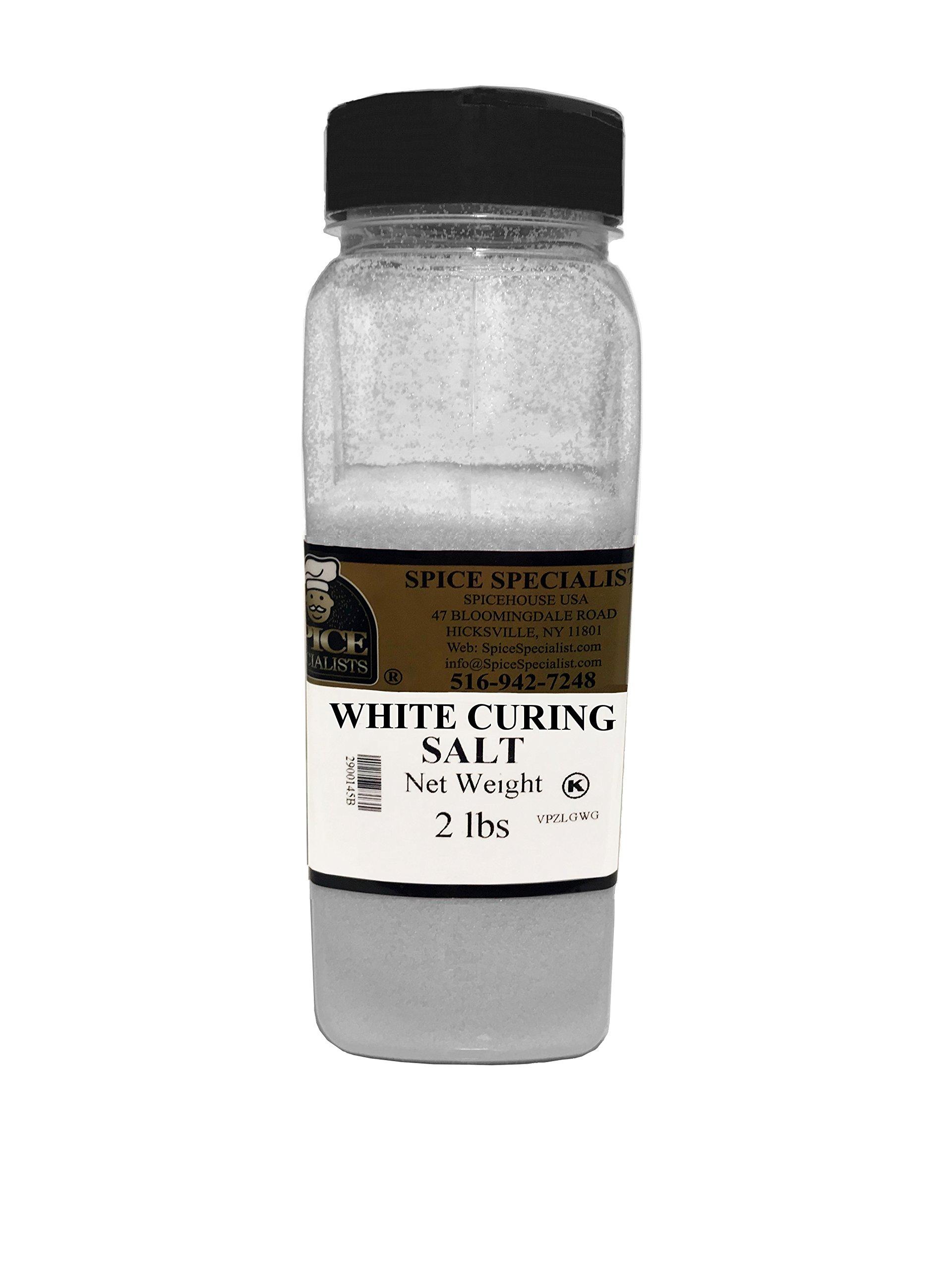 Chef Cherie's White Curing Salt #2 (Pargue Powder #2) - 2 lb