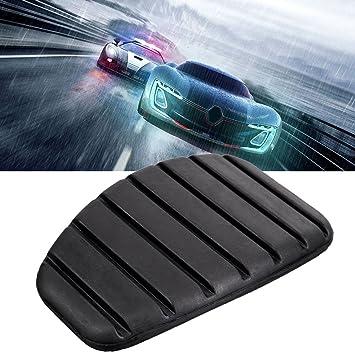 Footprintse Cojín del pedal del freno del embrague de goma 1PC para la placa del pedal
