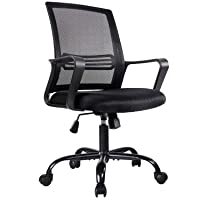 Deals on Smugdesk Mid Back Mesh Office Chair