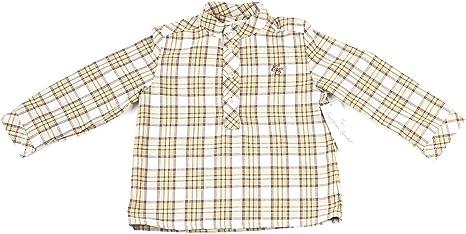 Cayetana Caudet - Camisa para niño - beige, talla 2 años ...