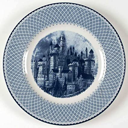 Wedgwood Classic Harry Potter Traditional Dinner Plate Imported & Amazon.com: Wedgwood Classic Harry Potter Traditional Dinner Plate ...