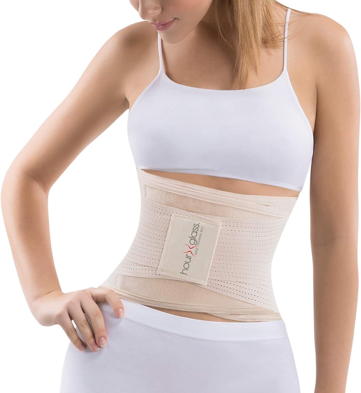 actualizaci/ón Slim Body Shaper Fajas Mujeres p/érdida de peso Lumbar Shaper sujetador alargado Cintur/ón de entrenamiento del entrenador de la cintura