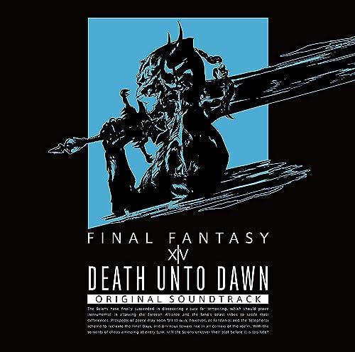 【先着特典つき初回生産分】 Death Unto Dawn: FINAL FANTASY XIV Original Soundtrack【映像付サントラ/Blu-ray Disc Music】【Blu-ray】(共通絵柄『スリーブケース』付き)