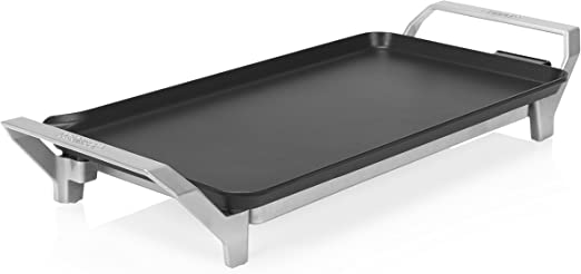 Princess Table Chef Premium 103100 Plancha para cocinar sin aceite: Amazon.es: Hogar