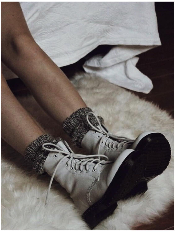 2 o 4 pares de calcetines unisex de punto super suaves estilo noruego 4 Paar Braun/Beige 39/42: Amazon.es: Ropa y accesorios