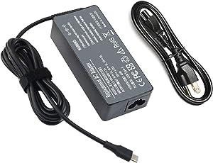 45W USB Type C Fit for HP Chromebook 11 11A 14 14A G5 G6 G7 G8 EE 11-AE000 14-CA000: 14-ca0061dx 14-ca060nr 14-ca020nr 14-ca052wm 14-ca051wm 14-ca043cl Spectre x360 Elite x2 EliteBook 844205-850