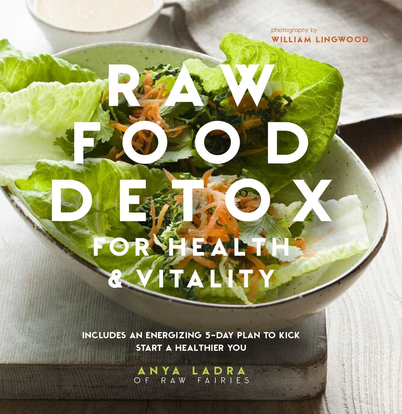 Raw Food Detox Health Vitality product image