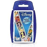 Disney Classics Top Trumps Card Game