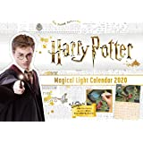 Harry Potter Magical Light Calendar(ハリー・ポッターマジカルライトカレンダー) 2020 (インプレスカレンダー2020)