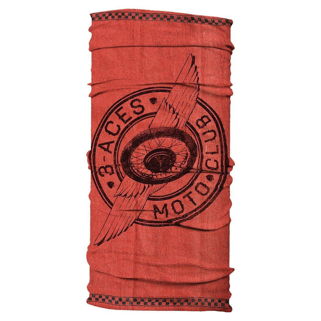 Buff UV Shop Rag, Red, One Size